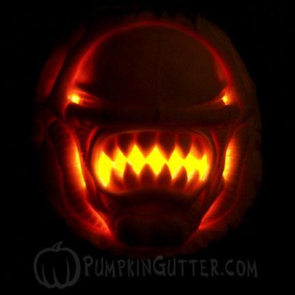 Pumpkin megapost shewalkssoftly for Alien pumpkin pattern