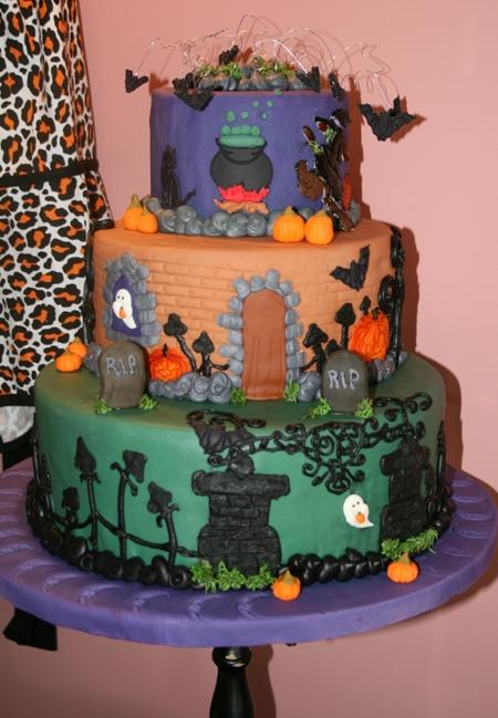 halloween cake rw