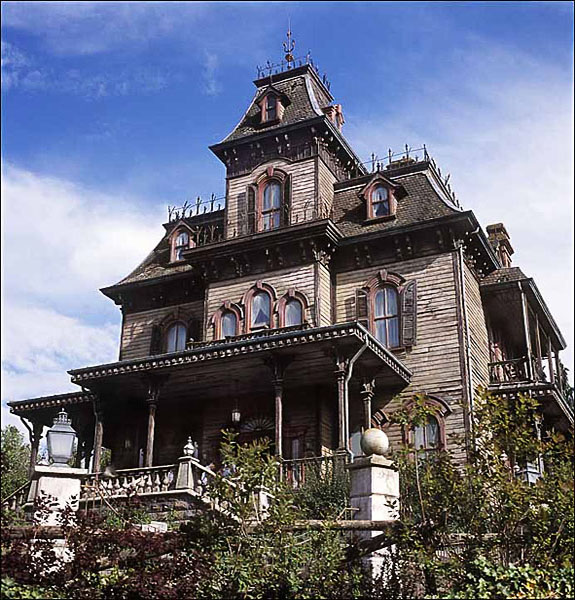 Second Empire Victorian The Haunted Archetype
