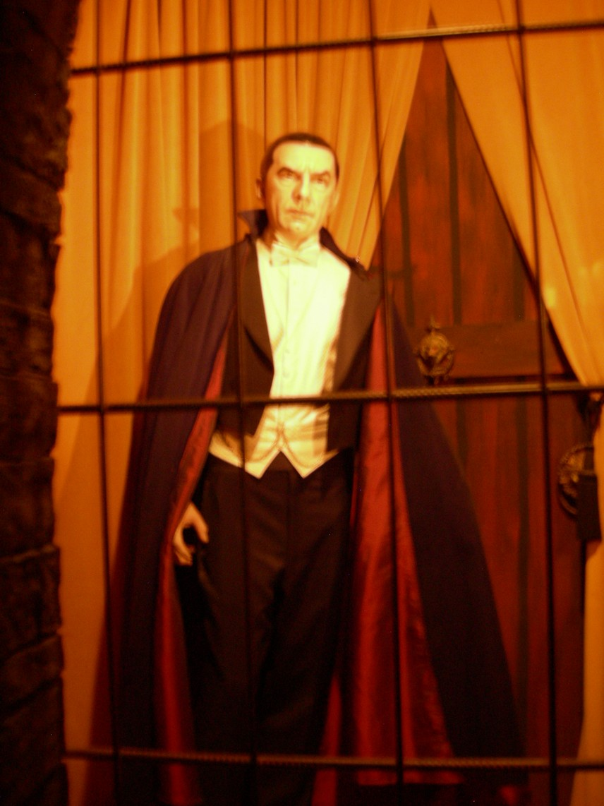 Horror Hollywood Wax Museum Figures Gallery