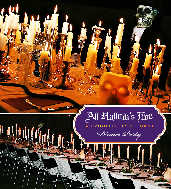 Classy Halloween Decorations: Halloween Countdown: Hostess With The Mostess