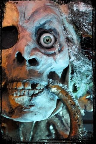 You ... & William Bezek: Ghost of Jacob Marley Door Knocker | SheWalksSoftly