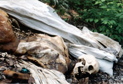 Body Farm Pictures