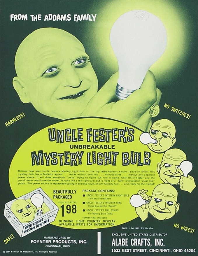 how to make a lightbulb light up in your mouth