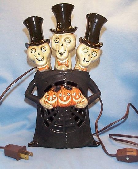 Halfway to Halloween Countdown: Yankee Candle Boney Bunch ...