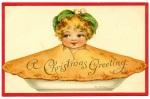 Christmas pie girl GraphicsFairy004b