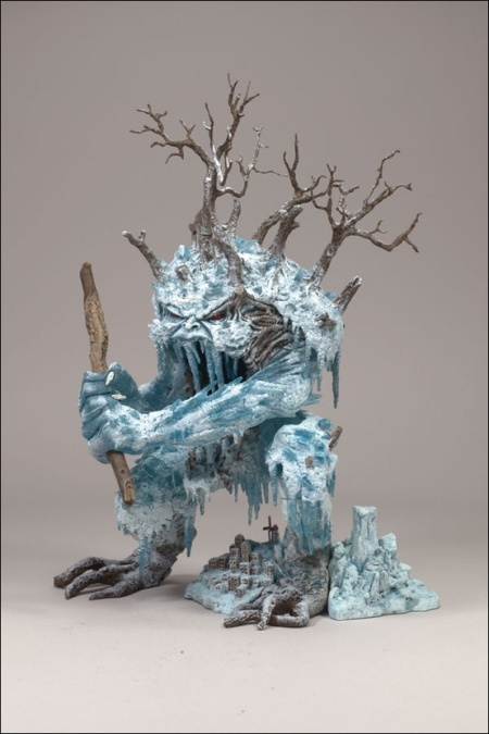 McFarlane's Twisted Christmas, Jack Frost