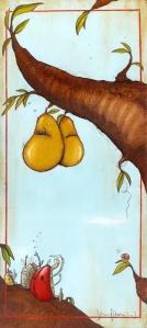 Pear-pressure