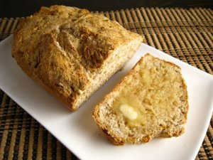 Irish Soda Bread Sliced