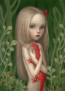 Nicoletta Ceccoli_Cuddle