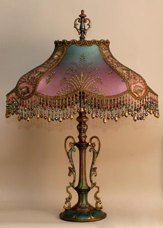 Christine Kilger Victorian Lamps Shewalkssoftly