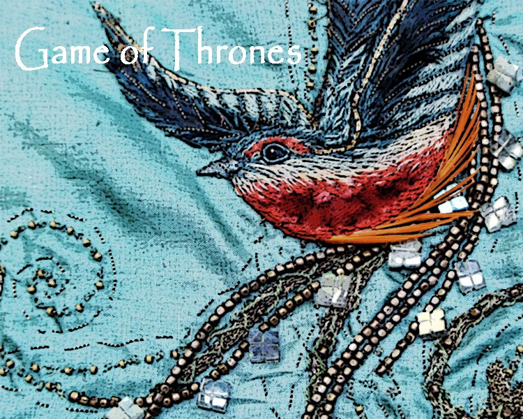 Michele carragher game of thrones embroidery shewalkssoftly