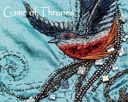 1 - GAME OF THRONES EMBROIDERY BY MICHELE CARRAGHER