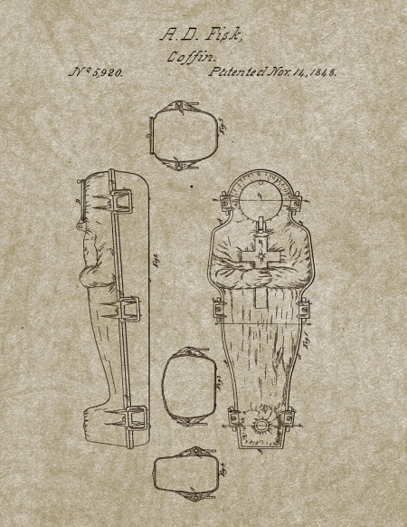 1848 Coffin Patent