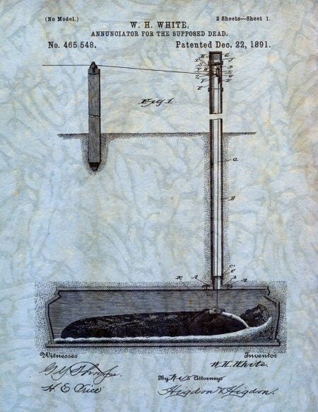 1891 Coffin Patent