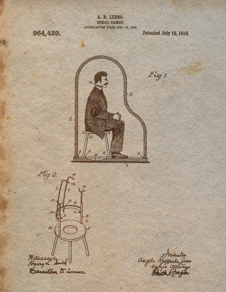 1910 Coffin Patent