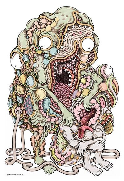 Ointment Organ Inspection - Chris Pottinger www.TASTYSOIL.com