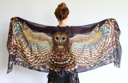 bird-scarves-wings-feather-fashion-design-shovava-2
