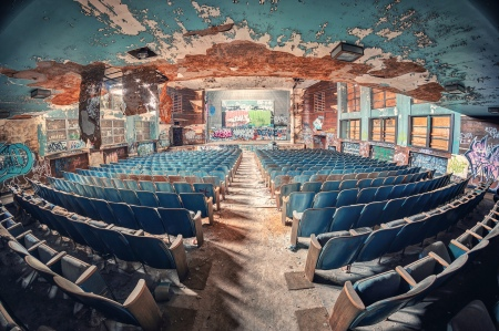 """Auditorium"". (Photo by Matthias Haker)"