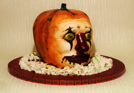clown-Halloween-cake