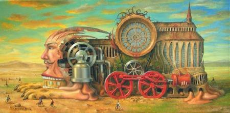 jaroslaw jasnikowski surreal art