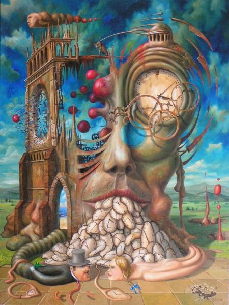 jaroslaw jasnikowski weird art