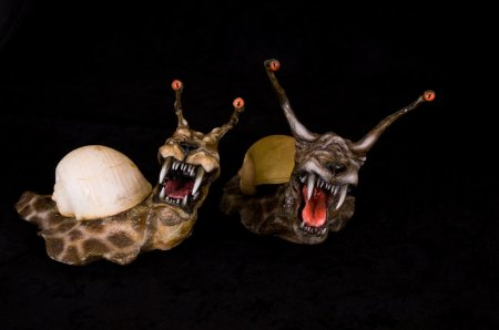sabertoothed_snails___which_is_your_favorite__by_ravendarkcreations-d8ekctu