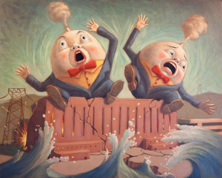 Humpty and Dumpty by Mark Bryan-thumb-580x465-88993