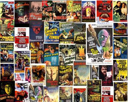 Classic-Horror-Collage