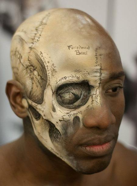 Exposed-Skull