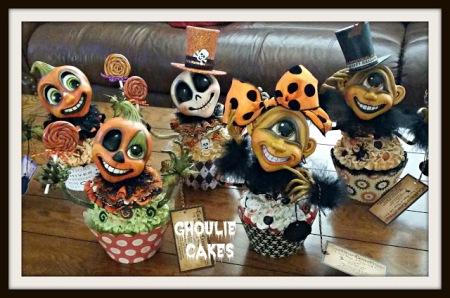 Ghoulie Cakes