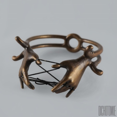 The_Conjuror_Bangle_Bronze_Angled