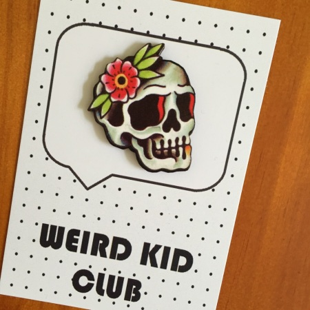 weird club