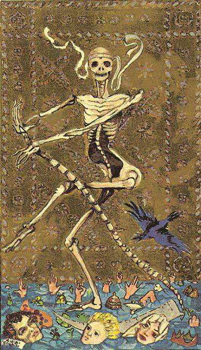 13-Death-The-Medieval-Scapini-Tarot